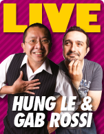 Gab Rossi & Hung Le