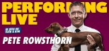 M9945 Pete Rowsthorn BANNER